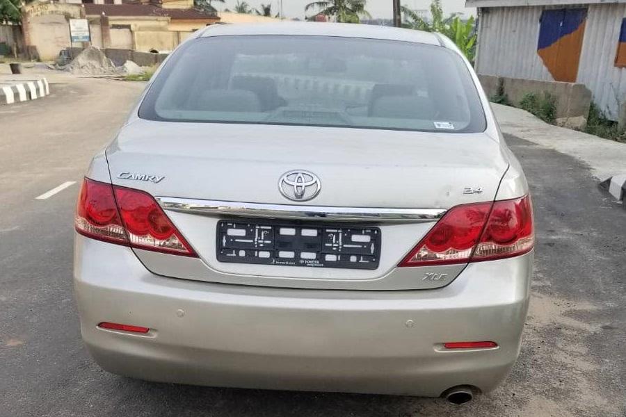 God's Help Autos-Toyota Camry 2010 (12)