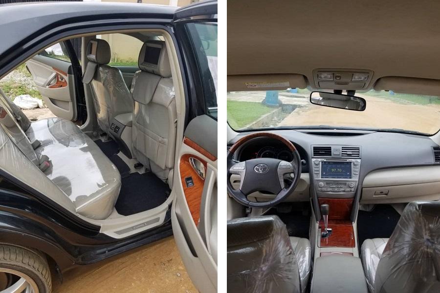God's Help Autos-Toyota Camry 2010 (13)