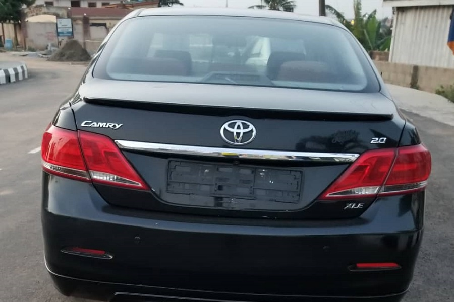 God's Help Autos-Toyota Camry 2010 (34)